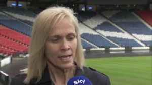 Scotland step up World Cup preparation [Video]