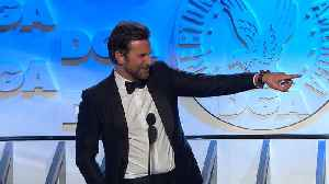 Bradley Cooper wins top PETA filmmaking prize [Video]