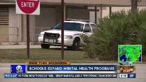 School districts hope to get more state dollars for mental health next year [Video]