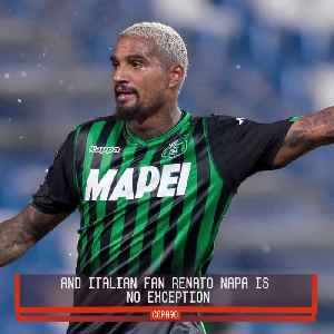 An Italian fan asked Kevin-Prince Boateng to repay him after he ruined his Fantasy team…and he did! [Video]