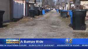 Neighbors Have Been Waiting Years To Get Alley Paved [Video]