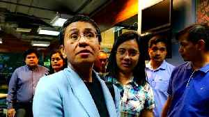 Philippines: Rappler journalist Maria Ressa arrested for libel [Video]