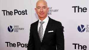 Jeff Bezos Top Ranking 'Philanthropist' 2018 [Video]