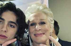 Glenn Close is collecting selfies with Timothee Chalamet [Video]