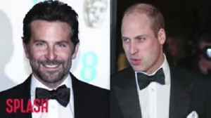 Bradley Cooper's Banter With Prince William [Video]