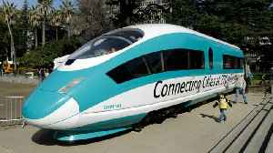 California Cuts Its Plan For High Speed Rail [Video]