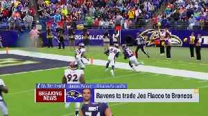 James Palmer: Denver Broncos general manager John Elway is relying on quarterback Joe Flacco to 'avoid' a full rebuild [Video]
