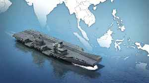 UK to send new aircraft carrier to Pacific on first mission [Video]