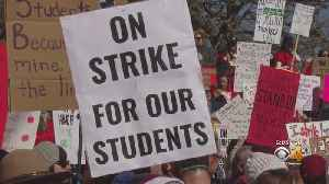 Denver Teachers Strike Enters Third Day [Video]