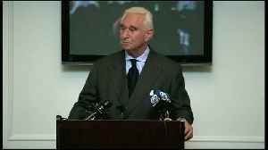 Roger Stone holds news conference in Boca Raton [Video]