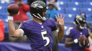 Report: Ravens agree in principle to trade Joe Flacco to Broncos [Video]
