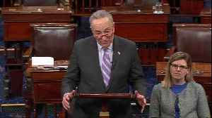 Schumer to Trump: Sign this agreement [Video]