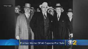Al Capone's Former Chicago Home Listed For Sale [Video]