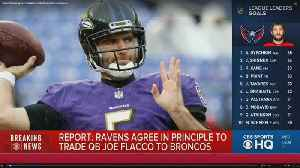 CBS Sports Analysis Of Reported Broncos Trade For Joe Flacco [Video]