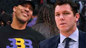 Lavar Ball Could Be REPLACING Lakers Head Coach Luke Walton! [Video]