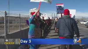 Denver Teachers Strike Enters Day 3 [Video]
