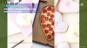 Your 10 Favorite Foods Get a Valentine's Day Makeover [Video]