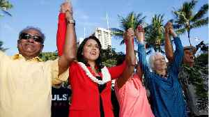 Tulsi Gabbard's Foreign Policy Makes Is Tough To Categorize Her [Video]