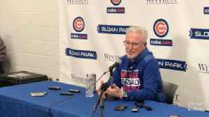 Joe Maddon on Cubs rotation heading into 2019: 'We have a great group' [Video]