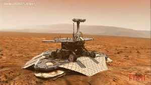 A Eulogy for NASA's Opportunity Rover [Video]