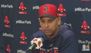 Alex Cora Not Worried About Repeat Talk With Red Sox [Video]