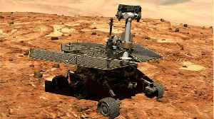 NASA Officially Ends Mars Mission For Opportunity Rover [Video]