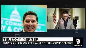 Sprint Executive Chairman Marcelo Claure Still Has 'Faith' in T-Mobile Merger After Hearing [Video]