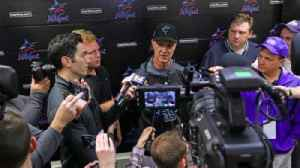 Marlins manager Don Mattingly on team expectations for start of spring training [Video]