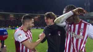 Sawyers: Maupay the difference [Video]