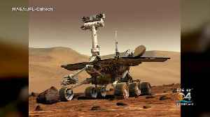NASA's Rover Mission On Mars Complete [Video]