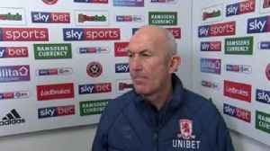 Pulis criticises referee [Video]