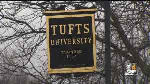 Students At Tufts Disturbed By Anti-Semitic Posters [Video]