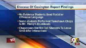 Diocese releases report on CovCath incident [Video]