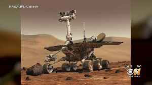 News video: Mars Rover Bites The Dust After 15 Years
