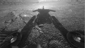 News video: NASA Says Farewell To Mars Opportunity Rover