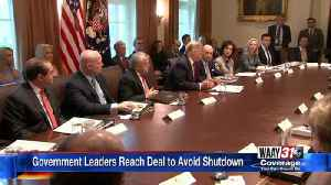 Government Leaders Reach Deal to Avoid Shutdown [Video]