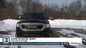 Behind the wheel of a 2019 Dodge Ram [Video]