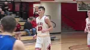 Prep Hoops: Daugherty's Late Three Lifts Huntington North Past Carroll [Video]
