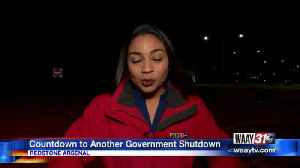Countdown to another government shutdown [Video]