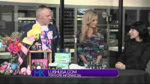 News video: Last minute gifts with Lush