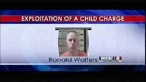 Walters Charged [Video]
