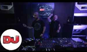 Uner B2B Technasia Live DJ Set from DJ Mag HQ [Video]