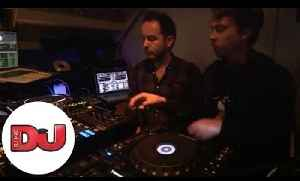 Wankelmut & Vanilla Ace LIVE from DJ Mag HQ [Video]