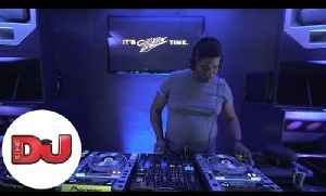 Marshall Jefferson classic house DJ set from DJ Mag HQ [Video]