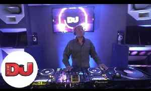 Juan Atkins LIVE DJ Set from DJ Mag HQ [Video]