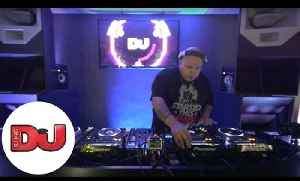 DJ Sneak classic house DJ set from DJ Mag HQ [Video]