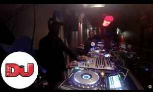 Kenny Glasgow LIVE from DJ Mag LDN [Video]