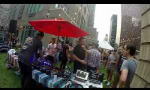 Skyline Sessions: Le Youth DJ Set from W Hotel Penthouse [Video]
