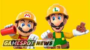 News video: Super Mario Maker, Link's Awakening, Fire Emblem: Three Houses, & All The Big Nintendo Direct News