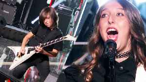 Liliac Band Shreds Harder than Any Family - World's Best Audition Montage [Video]